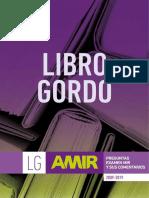 Libro Gordo 2009 - 2019