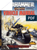 40K (RT) Vehicle Manual