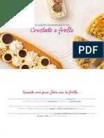 Ricettario  Ricettario Crostate 2019