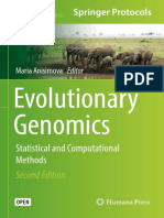 2019_Book_EvolutionaryGenomics