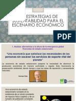 4.8. Estrategias de sustentabilidad para el escenario económico (1)