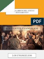 4. LIBROS DEL NUEVO TESTAMENTO