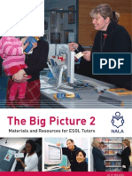 The Big Picture 2 - materials and resources foe ESOL tutors