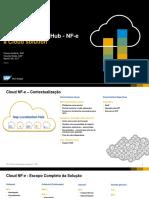 SAP Localization Hub - Cloud NF-e