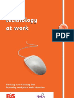 Clocking in to clocking out - guide to technology