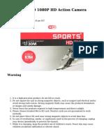 SJCAM-SJ4000-1080P-HD-Action-Camera-User-Manual