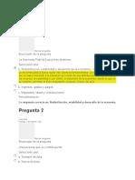 Evaluación Inicial Régimen Fiscal de La Empresa