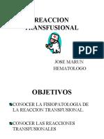 REACCION TRANSFUSIONAL.ppt