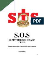 S.O.S MI MATRIMONIO ESTA EN CRISIS