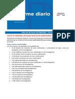 20.30 Hs-Parte MSSF Coronavirus
