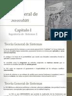 CAP. 1 TEORIA DE SISTEMAS