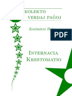 Internacia Krestomatio