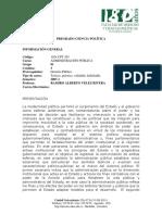 303 Administración Pública - Ramiro Velez
