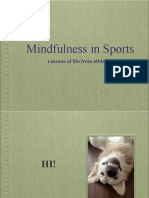 Mindfulness in Sports 2