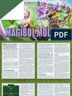 3D&T Alpha - Magibol Moleque