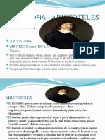 FILOSOFIA - ARISTOTELES