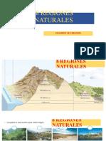 8 REGIONES NATURALES