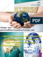 DESARROLLO DE HABILIDADES DE PENSAMIENTO SAHAGUN 2013.ppt
