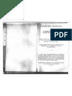 Braga, I.G.. Primeiro manual da língua internacional esperanto. 1938