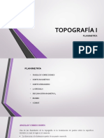 TOPOGRAFÍA I PRIMER PARCIAL CLASE 5