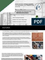 Pintura Ecologia y Diseño de Mezcla