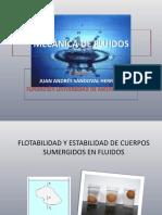 Mecanica de Fluidos-2- flotabilidad_y_estabilidad-SEMANA2