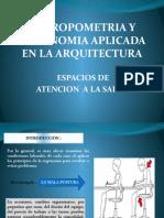 ANTROPOMETRIA Y ERGONOMIA APLICADA EN LA ARQUITECTURA  (1)