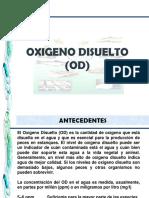 11. OXIGENO DISUELTO