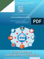 Descentralización en el Perú_PPT