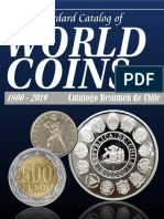 CHILE COIN 1801 - 2019