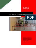 MANUAL DE  FACILITAÇÃO AEROPORTUÁRIA