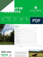 catalogo villa de patos 2020