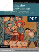 Charles West - Reframing the Feudal Revolution. Political and Social Transformation Between Marne and Moselle, c.800–c.1100-Cambridge University Press (2013).pdf