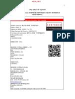 Hdsm 1103 Revelador Cantesco