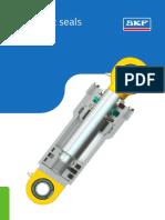 SKF Hydraulic seals