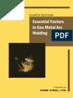 Essential Factors in Gas Metal Arc Welding - kobelco welding