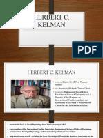 HERBERT-C.-KELMAN-PPT