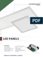Britlite LED Panel Light