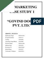 GOVIND DOORS REPORT_GROUP 1_ TEAM_10.pdf