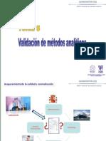tema5 validacin de mtodos analticos RDS