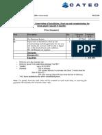 Catec offer no CA-MF 200206