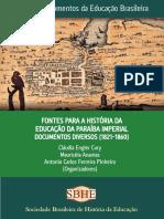 PARAIBA_IMPERIAL_DOCUMENTOS_DIVERSOS_(1821-1860)