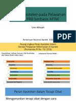 IAI-MTM BPJS 2018