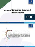 Principios Básicos del SGSSS