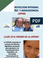 LEPINA - COMUNIC. II
