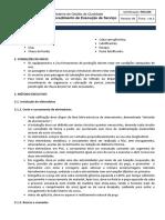 PES.056 R00 - Instalações elétricas