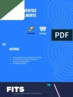 Eventos Online Agiles