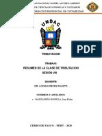 TRIBUTACION SESIÓN VIII RESUMEN (MANZANEDO BONILLA, JEAN FISCHER).docx
