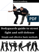 Bodyguards Guide to Street Fight and Self-Defense_ Simple and Effective Basic Methods