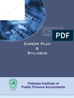 PIPFA Career Plan